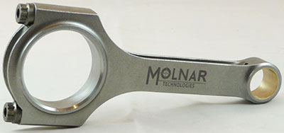 Molnar Mazda FS connecting rods